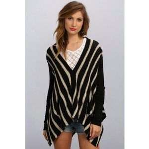 Free People Snap front cardi